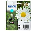 EPSON Daisy T1802 Cyan Ink Cartridge