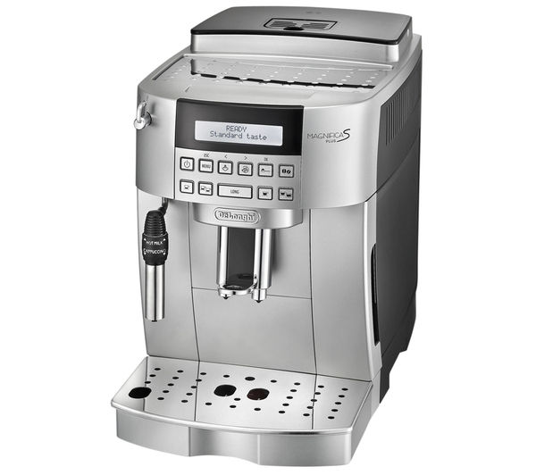 Delonghi Coffee Maker Ec7 : Buy DELONGHI Magnifica S ECAM 22.320.SB Bean to Cup Coffee Machine - Silver Free Delivery Currys