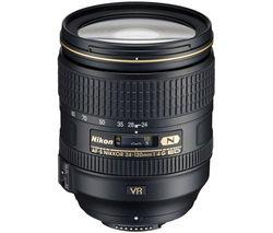 NIKON AF-S NIKKOR 24-120 mm f/4G ED VR Standard Zoom Lens