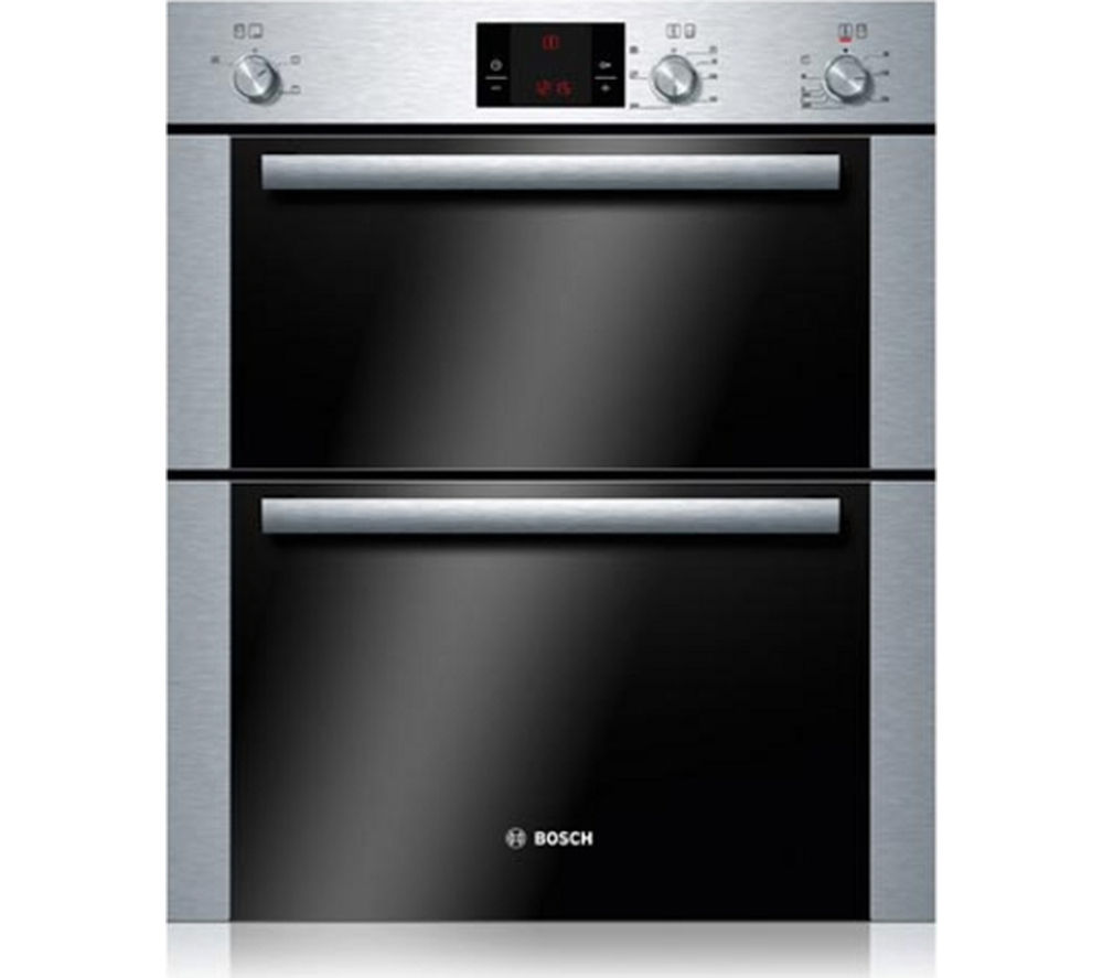 buy bosch hbn13b251b electric built under double oven. Black Bedroom Furniture Sets. Home Design Ideas