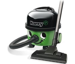 NUMATIC Harry HHR200-A2 Cylinder Vacuum Cleaner - Green