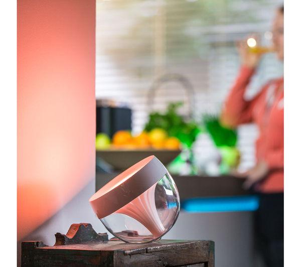 PHILIPS HUE Hue White & Colour Ambience Iris Smart Table Lamp
