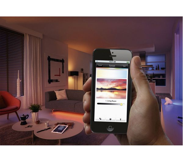 PHILIPS Hue Iris Wireless LED Smart Light