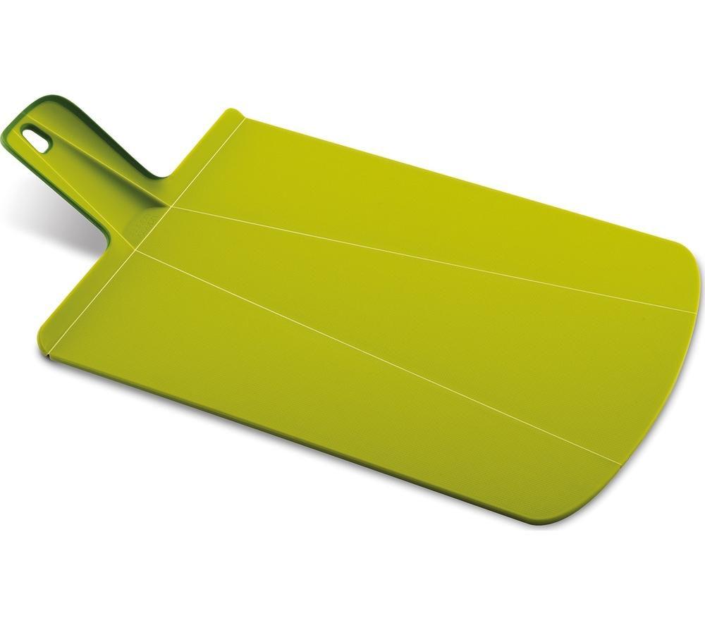 Image of JOSEPH JOSEPH Chop2Pot Plus Large Chopping Board - Green, Green