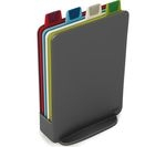 JOSEPH JOSEPH Index 60098 Mini Chopping Board Set - Graphite