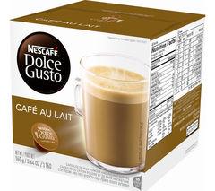 Dolce Gusto Café au Lait - Pack of 16