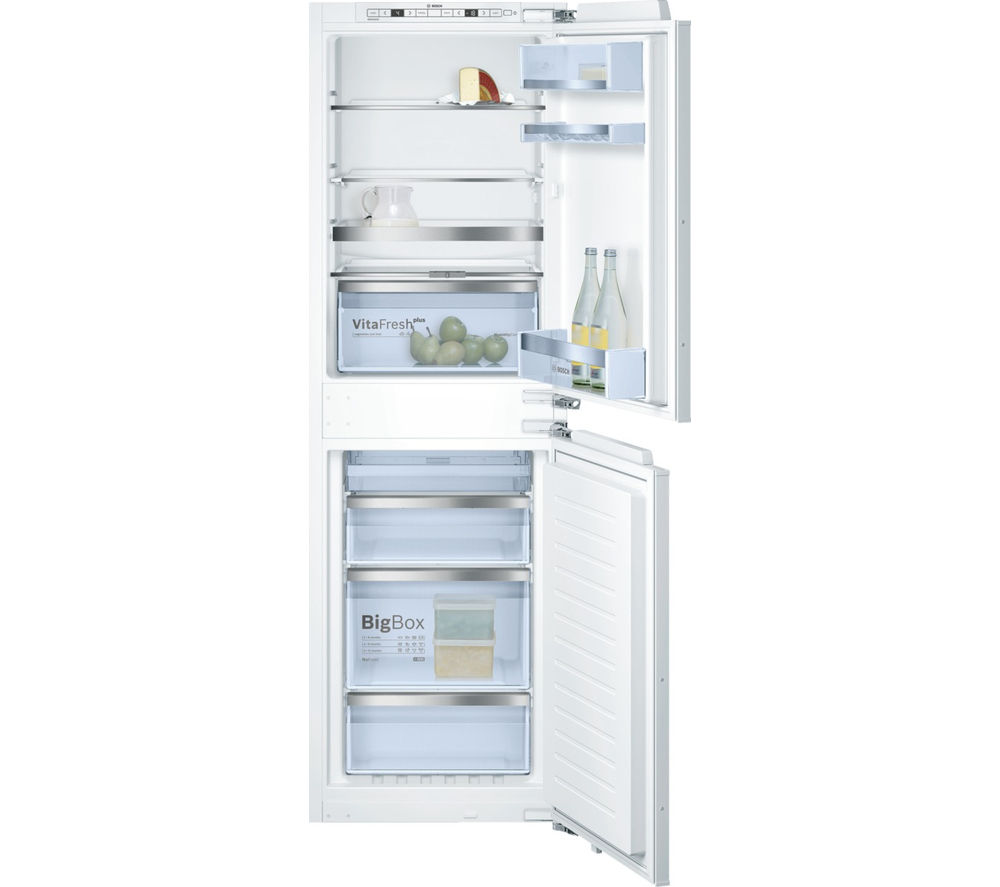 Bosch Kin85af30g Integrated 50 Fridge Freezer