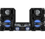 PANASONIC MAX4000 Wireless Megasound Hi-Fi System - Black