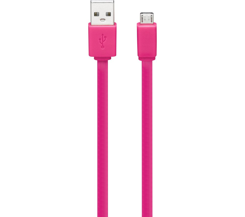 GOJI G1MFLPK17 USB to Micro USB Cable - 1 m