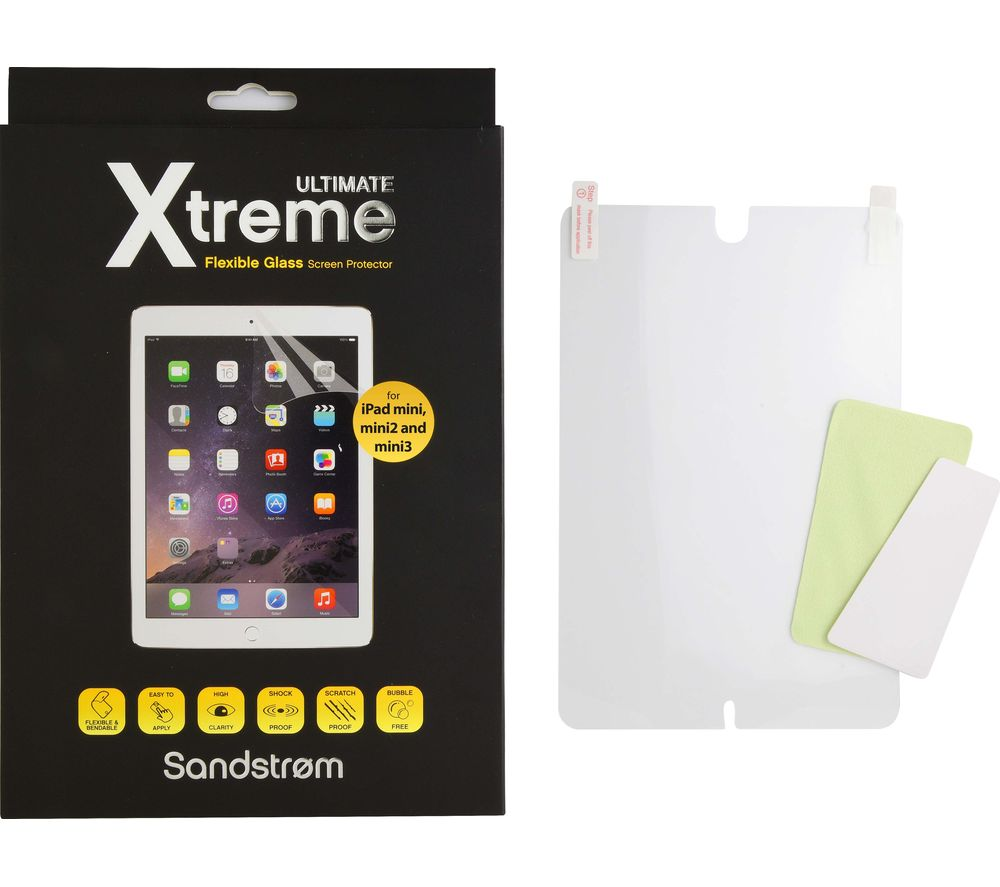 SANDSTROM iPad Mini 3 Screen Protector