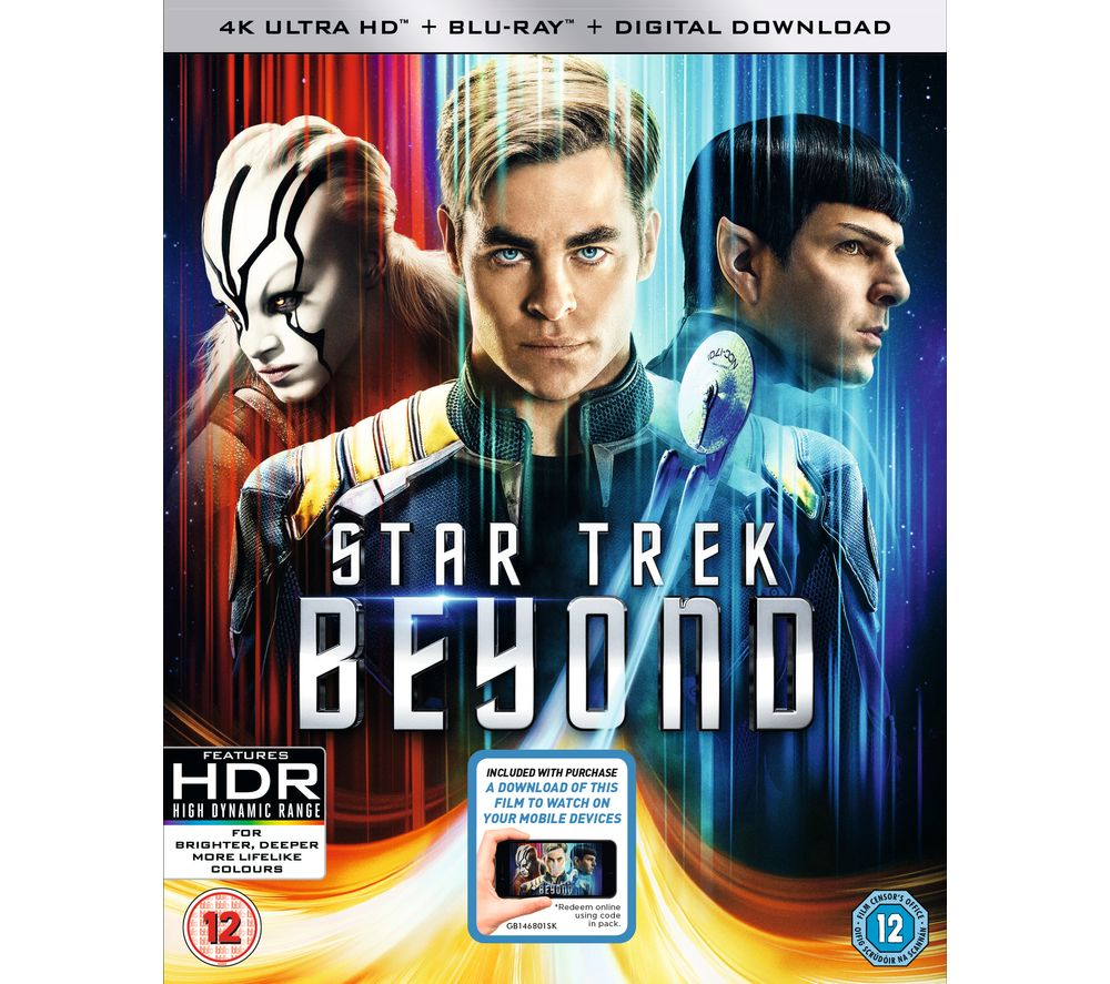Compare prices for Universal Star Trek Beyond UHD