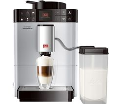 MELITTA Caffeo Varianza CSP F57/0-101 Bean to Cup Coffee Machine - Silver