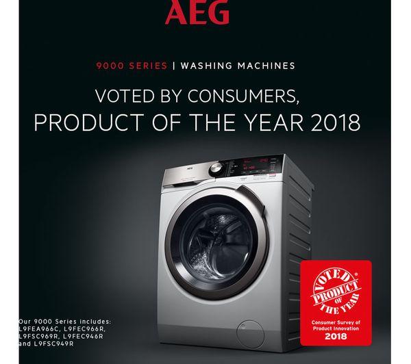 Buy Aeg Softwater 9000 L9fsc969r 9 Kg 1600 Spin Washing