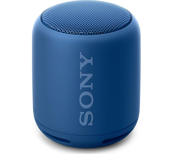 Image of SONY EXTRA BASS SRS-XB10 Portable Bluetooth Wireless Speaker - Blue
