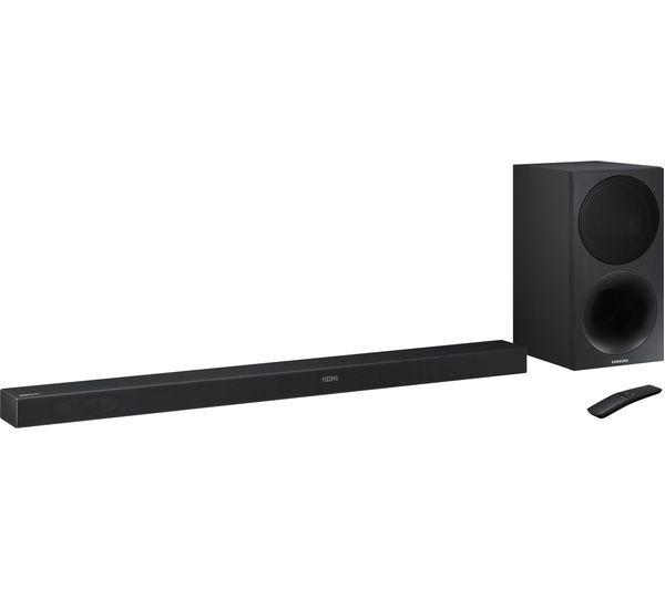 buy samsung hw m550 3 1 wireless sound bar free delivery currys. Black Bedroom Furniture Sets. Home Design Ideas
