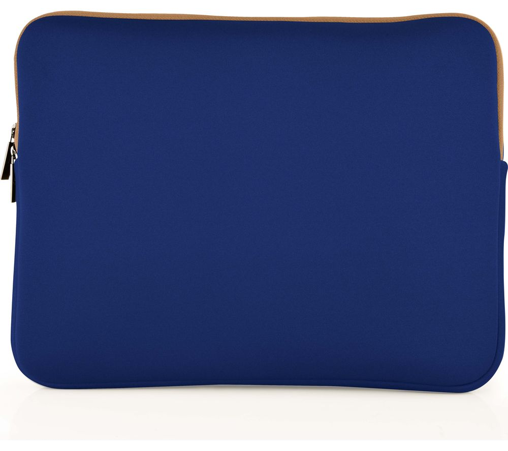 "Image of GOJI G14LSNV17 14"" Laptop Sleeve - Navy, Navy"