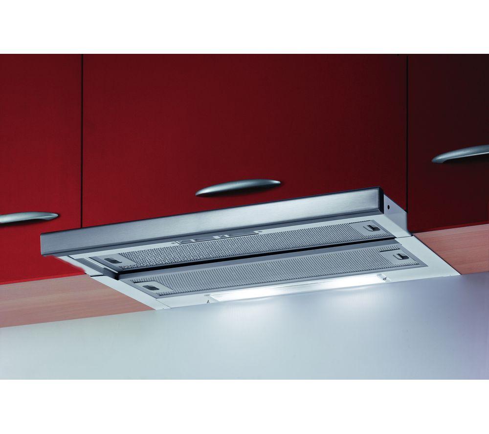 buy baumatic btel60x telescopic cooker hood stainless. Black Bedroom Furniture Sets. Home Design Ideas