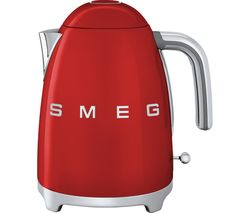 SMEG KLF03RDUK Jug Kettle - Red