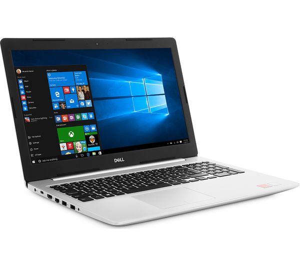 Dell Inspiron 15 5570 15 6 Quot Laptop White Deals Pc World
