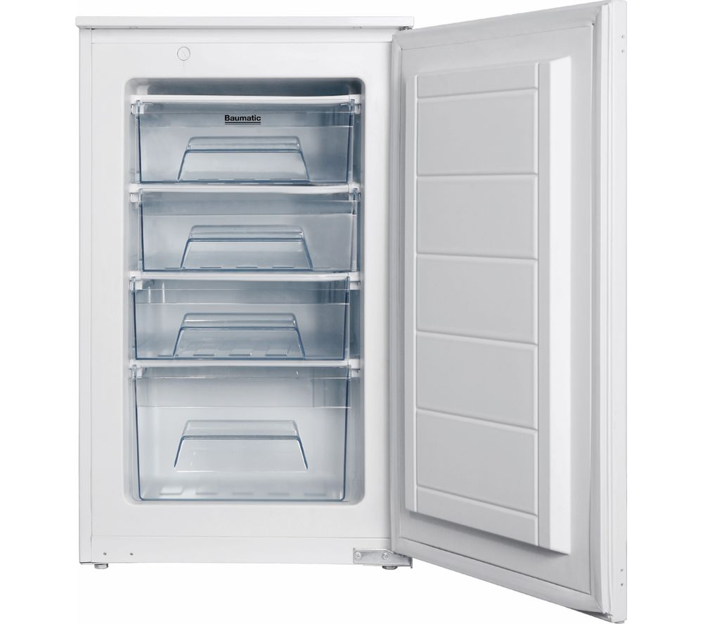 Buy BAUMATIC BRBF 93 Integrated Freezer   Free Delivery   Currys