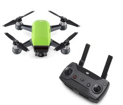 DJI Spark Drone - Meadow Green