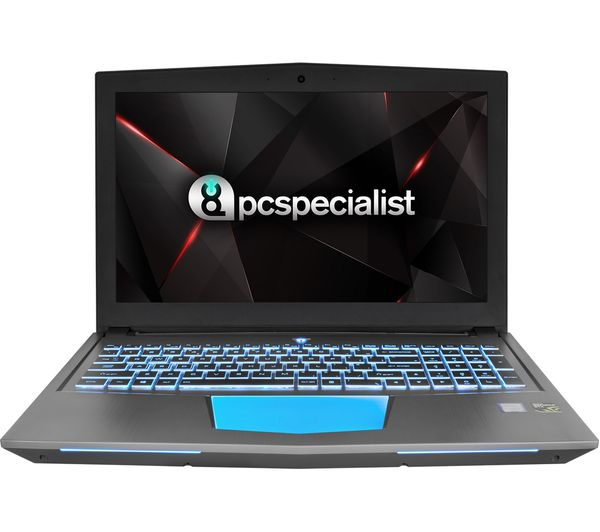 """Image of PC SPECIALIST Proteus V 15.6"""" Intel® Core™ i7 GTX 1070 Gaming Laptop - 1 TB HDD"""