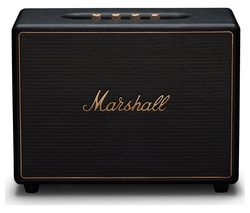 MARSHALL Woburn Wireless Smart Sound Speaker - Black
