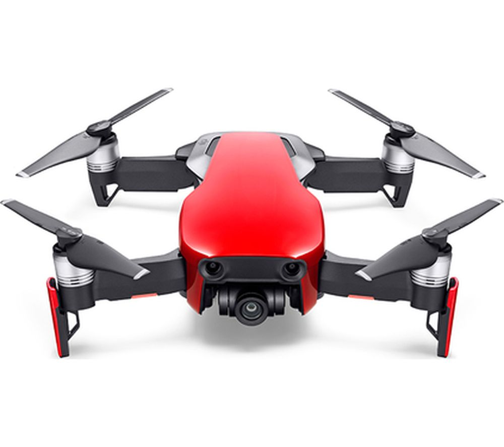 Buy Dji Mavic Air Drone With Controller Flame Red Free