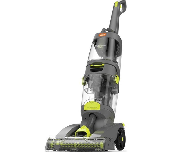 Vax Dual Power Reach Carpet Cleaner Instructions Www