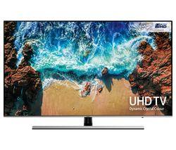 """SAMSUNG UE75NU8000 75"""" Smart 4K Ultra HD HDR LED TV"""