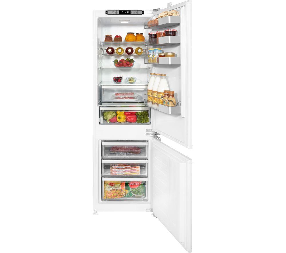 GRUNDIG GKFI7030 Integrated 70/30 Fridge Freezer - Fixed Hinge