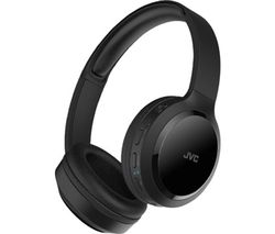JVC HA-S60BT-B-E Wireless Bluetooth Headphones - Black