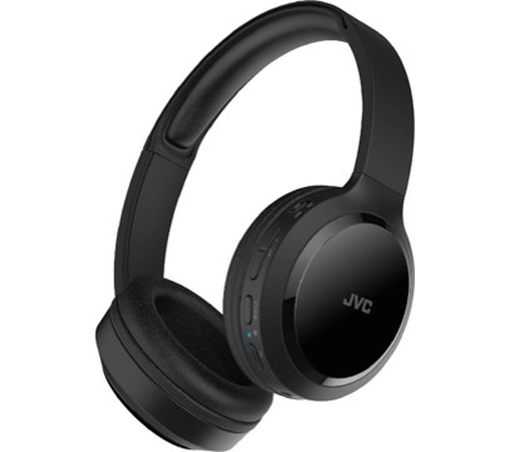Buy JVC HA-S60BT-B-E Wireless Bluetooth Headphones - Black | Free