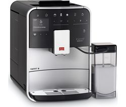 MELITTA Barista T Smart Bean to Cup Coffee Machine - Silver Best Price, Cheapest Prices