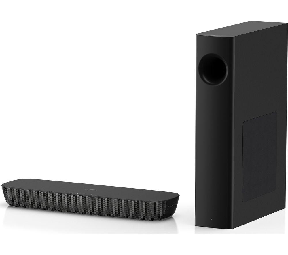 PANASONIC HTB258 2.1 Wireless Compact Sound Bar specs