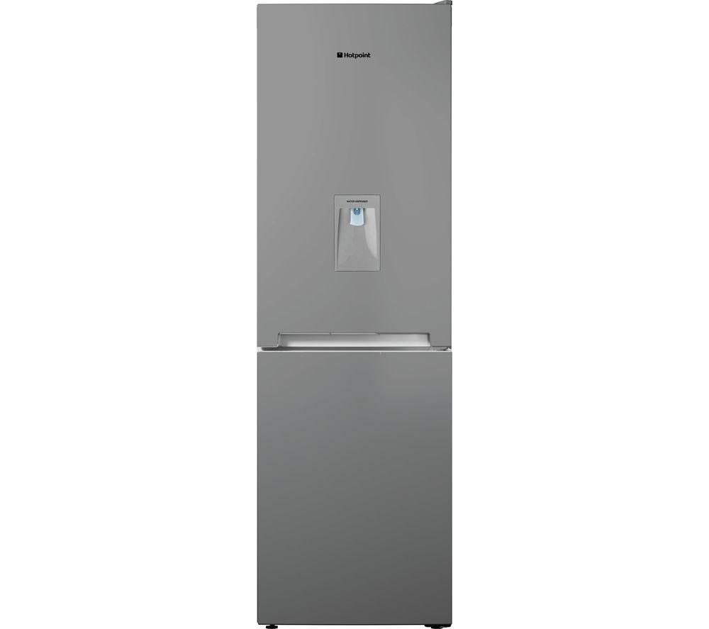 HOTPOINT TDC 85 T1I G WTD 60/40 Fridge Freezer - Graphite