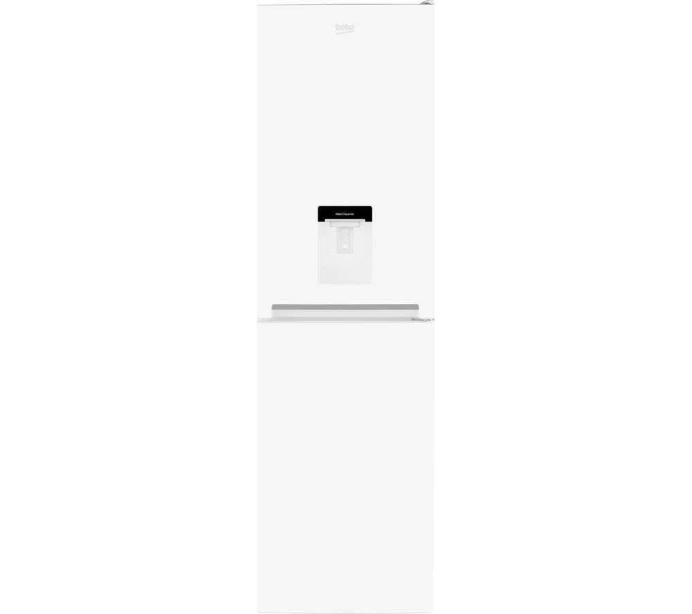 BEKO CSG1582D1W 50/50 Fridge Freezer - White