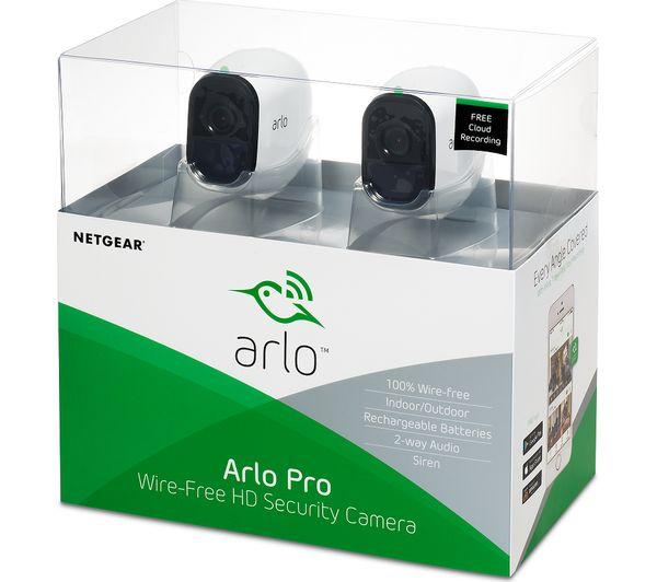 NETVMS4230-100EUS@DS - ARLO Pro VMS4230-100EUS Wireless CCTV
