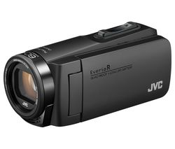 JVC GZ-R495BEK Camcorder - Black