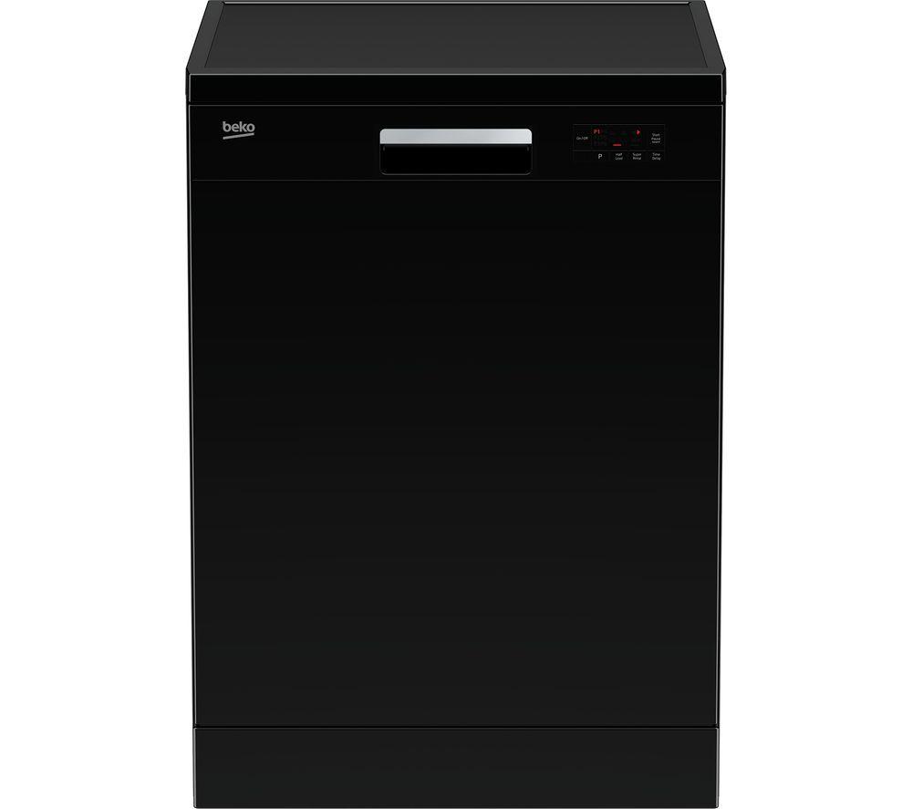 BEKO Pro DFN16X10B Full-size Dishwasher - Black