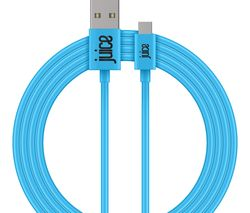 USB Type-C Cable - 2 m, Blue
