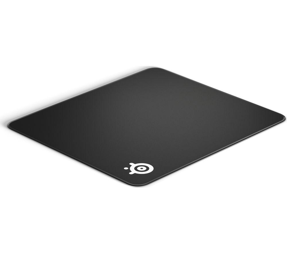STEELSERIES QcK Edge Gaming Surface - Black, Large