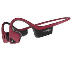 AFTERSHOKZ Trekz Air Wireless Bluetooth Headphones - Red