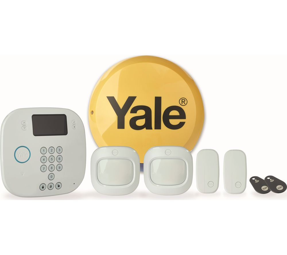 Image of YALE IA-220 Intruder Alarm Kit