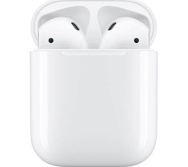 Apple AirPods with Charging Case (2nd generation) - White 2