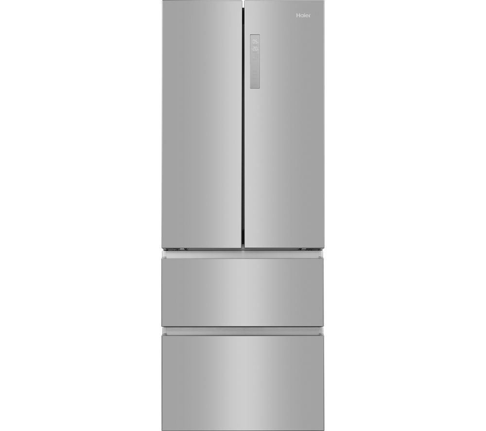 HAIER HB20FPAAA Multi-Door Fridge Freezer - Stainless Steel