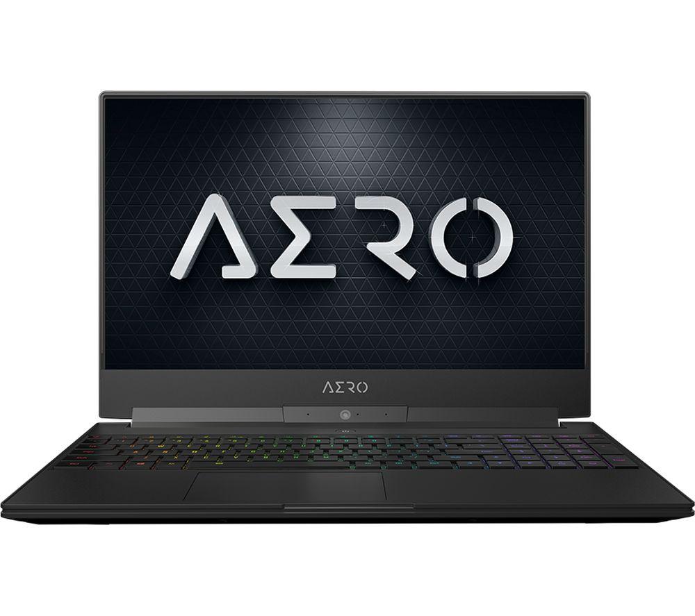 """GIGABYTE AERO 15 Classic YA 15.6"""" Gaming Laptop - Intel® Core™ i7, RTX 2080, 1 TB SSD"""