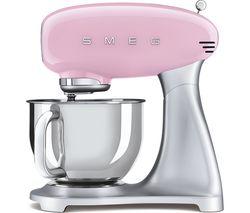 50's Retro SMF02PKUK Stand Mixer - Pink
