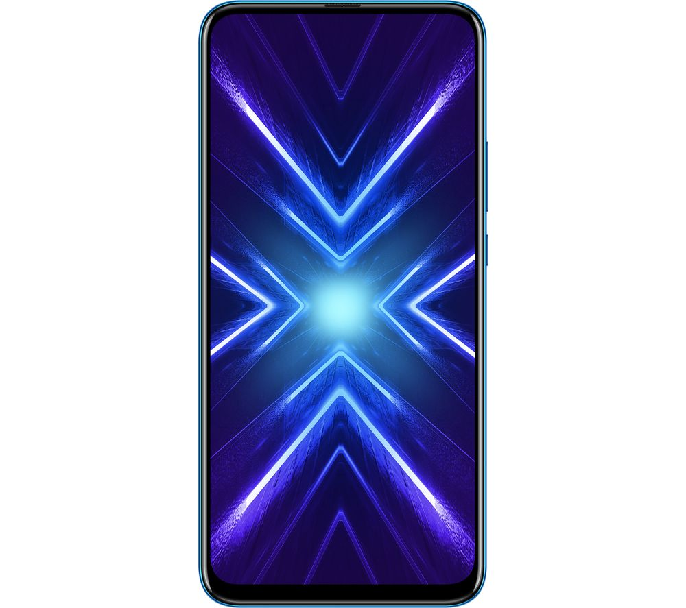 Image of Honor 9X - 128 GB, Sapphire Blue, Blue