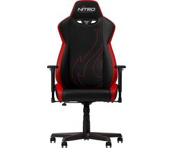 S300 EX Gaming Chair - Black & Red